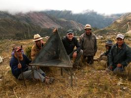 Field Debrief: Landslides and Social impact in the Andes