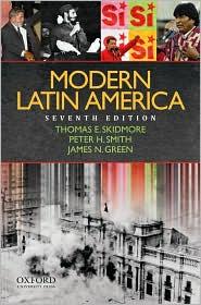 Thomas Skidmore, Modern Latin America