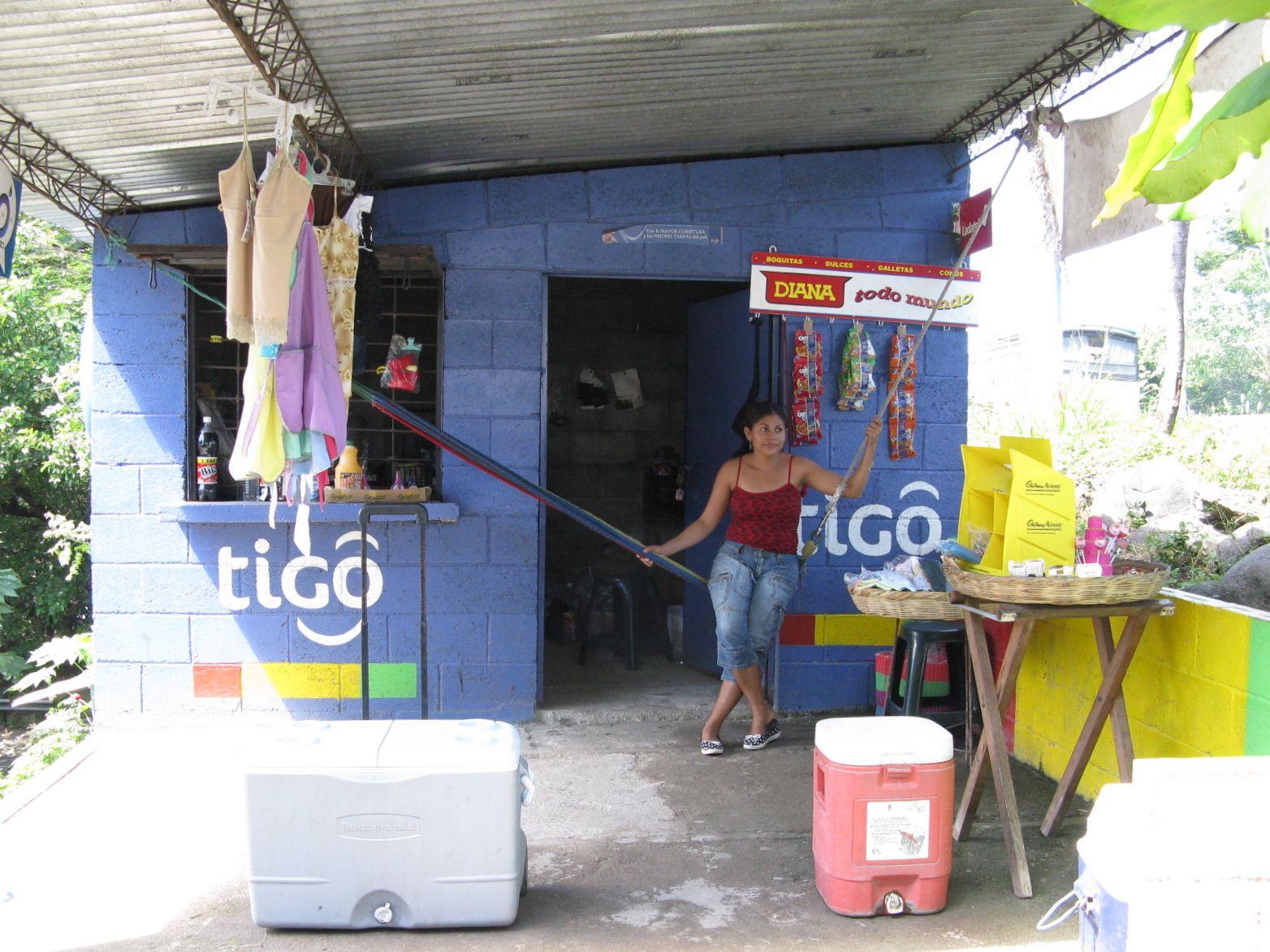 Store, El Salvador