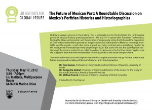 Roundtable: The Future of Mexican Past