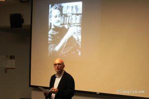 Photo: Homage to Carlos Fuentes