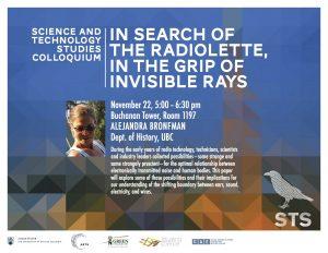 Alejandra Bronfman: Invisible Rays