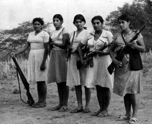 Olga Martínez-Díaz: La guerra civil de El Salvador