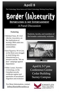 Panel: Border (In)security