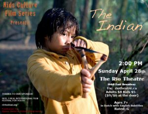 Film Screening: The Indian