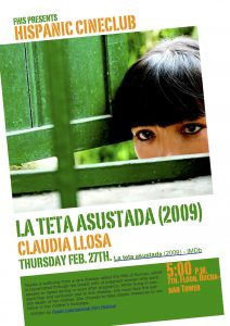 Screening: La teta asustada