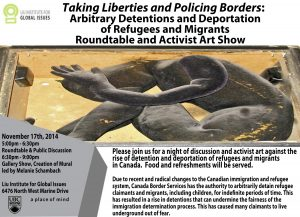 Roundtable and Exhibition: Taking Liberties