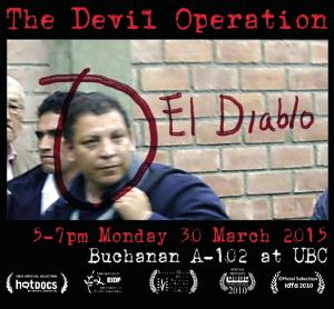Screening: The Devil Operation