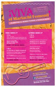 Talk and Concert: ¡Viva el Mariachi Femenil!