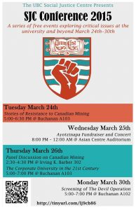 Conference: Social Justice