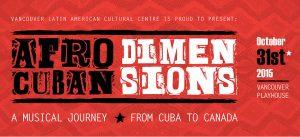 Concert: Afro-Cuban Dimensions