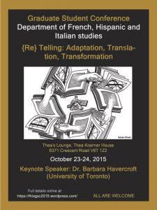Sixth Biennial International Graduate Student Conference