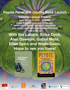 Peyote Panel and Double Book Launch