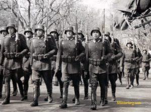 Ana Vivaldi: Argentina's Military Service