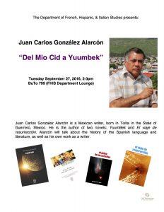 Seminar: Del Mio Cid a Yuumbek