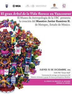 Exhibition: Arbol de la vida