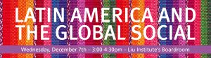 Social: Latin America and the Global
