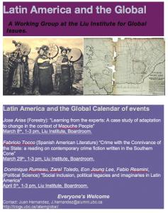 Seminars: Latin America and the Global