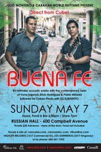 Concert: Buena Fe