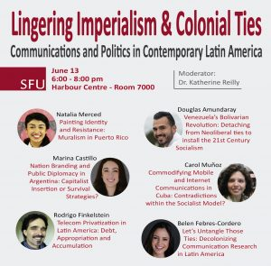 Workshop: Lingering Imperialism