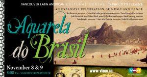 Performance: Aquarela do Brasil