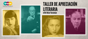 Workshop: Taller de Apreciación Literaria