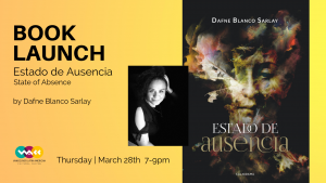 Book Launch: Estado de Ausencia
