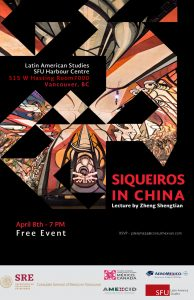 Talk: Siqueiros in China
