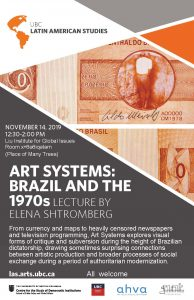 Art Systems: Brazil and the 1970s